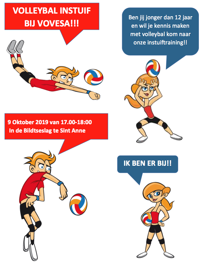 volleybalinstuif